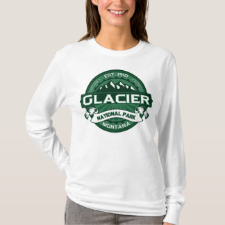 Glacier NP Forest Green T-Shirt