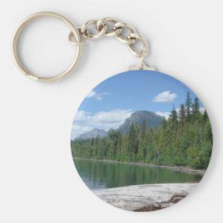 Glacier Park Keychains