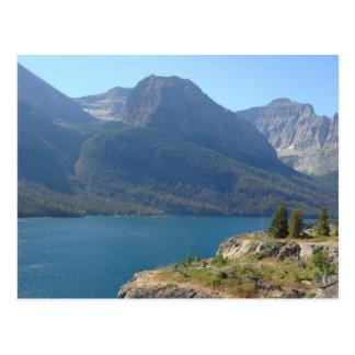 Glacier Park Montana Postcard