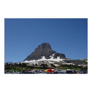 Glacier Park Vacation Print