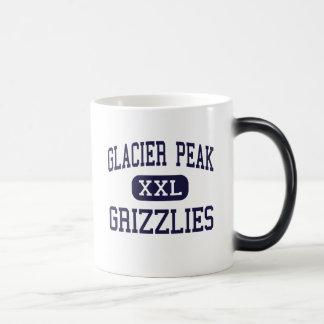 Glacier Peak - Grizzlies - High - Snohomish 11 Oz Magic Heat Color-Changing Coffee Mug