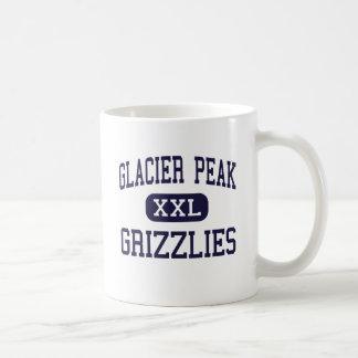 Glacier Peak - Grizzlies - High - Snohomish Classic White Coffee Mug