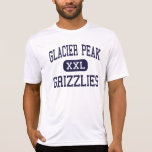 Glacier Peak - Grizzlies - High - Snohomish T-shirts