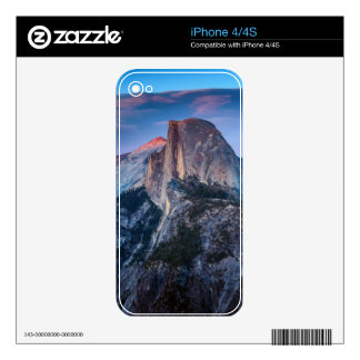 Glacier Point Skins For The iPhone 4S