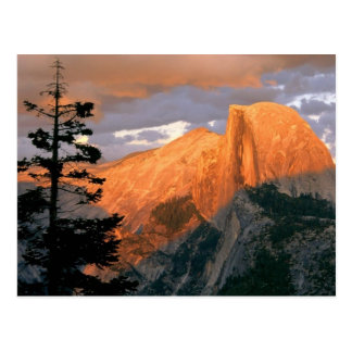 Glacier Point, Yosemite National Park Postcard