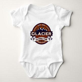 Glacier Vibrant Baby Bodysuit