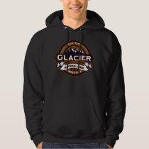 Glacier Vibrant Logo Hoodie