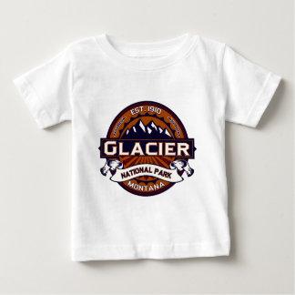 Glacier Vibrant T Shirts