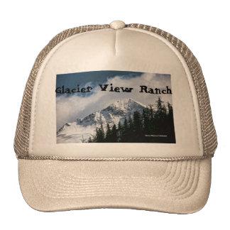 Glacier View Trucker's Hat