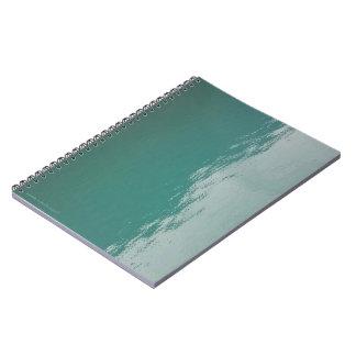Glacier Water Notebook