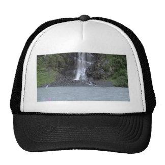 Glacier Waterfall Trucker Hat