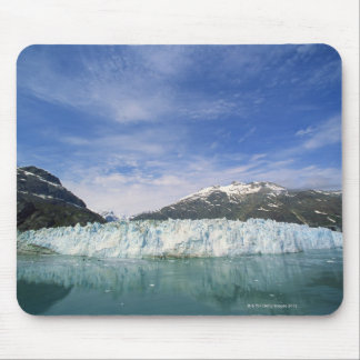 Glaciers and mountain mouse pad