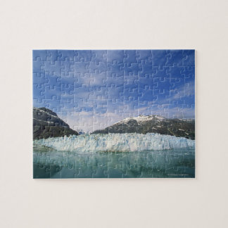 Glaciers and mountain puzzle