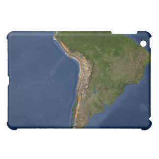 Glaciers in regions of South America Cover For The iPad Mini