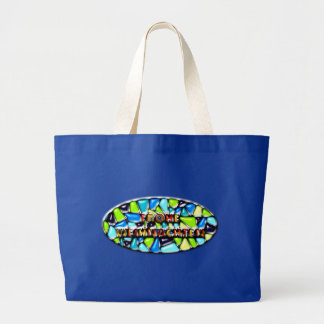 glad Christmas Canvas Bags
