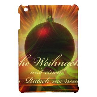 Glad Christmas iPad Mini Covers