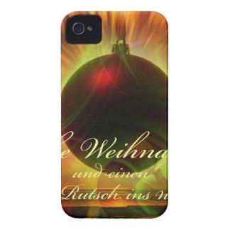 Glad Christmas iPhone 4 Case