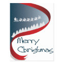 Glad Christmas… /Merry Christmas Postcard
