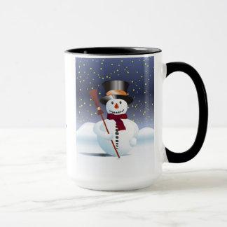 Glad Christmas Mug
