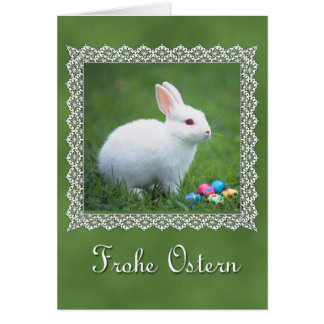 Glad Easter Greeting Card