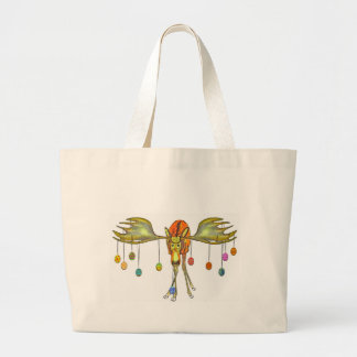Glad Easter Large Tote Bag