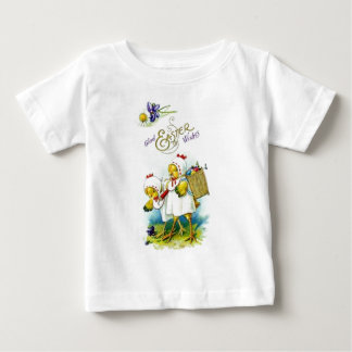 Glad Easter Wishes Baby T-Shirt