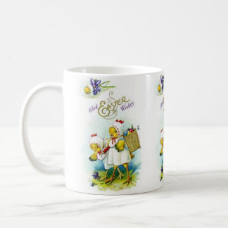 Glad Easter Wishes Coffee Mug