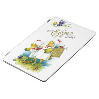 Glad Easter Wishes iPad Air Cover