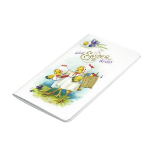 Glad Easter Wishes Journals