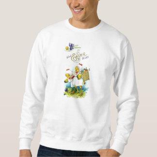 Glad Easter Wishes Sweatshirt