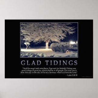 Glad Tidings Poster
