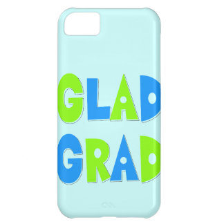 Glad to be a Grad Graduation 2012 Case For iPhone 5C