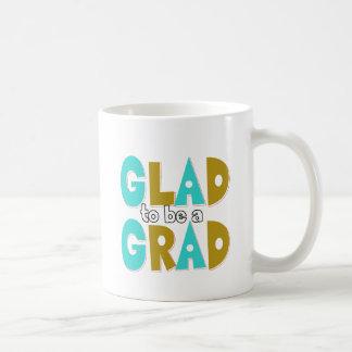 Glad to be a Grad Graduation 2012 Mug