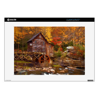 "Glade Creek Grist Mill 15"" Laptop Skins"