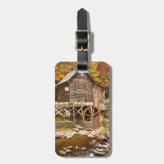 Glade Creek Grist Mill, Babcock State Park, 2 Bag Tag