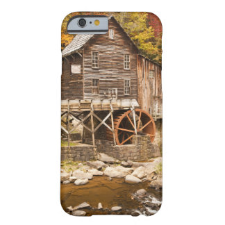 Glade Creek Grist Mill, Babcock State Park, 2 Barely There iPhone 6 Case