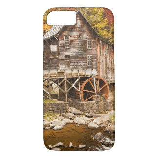 Glade Creek Grist Mill, Babcock State Park, 2 iPhone 7 Case