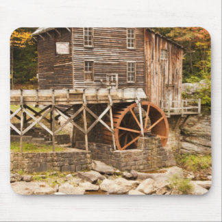 Glade Creek Grist Mill, Babcock State Park, 2 Mouse Pad