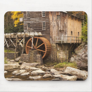 Glade Creek Grist Mill, Babcock State Park, Mouse Pad