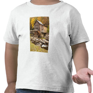 Glade Creek Grist Mill, Babcock State Park, Tshirt