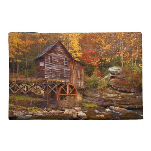 Glade Creek Grist Mill Travel Accessories Bags
