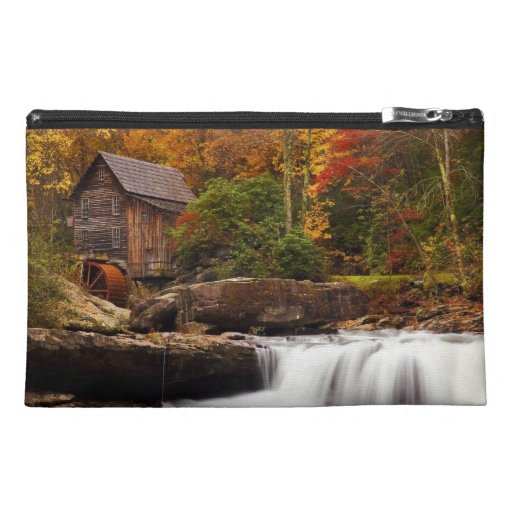 Glade Creek Grist Mill Travel Accessory Bags