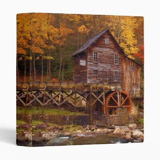 Glade Creek Grist Mill Binder