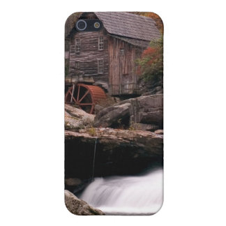 Glade Creek Grist Mill  Cover For iPhone SE/5/5s
