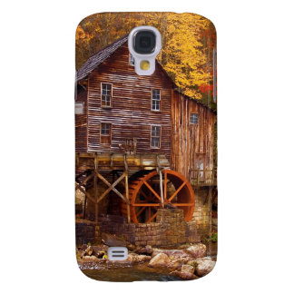 Glade Creek Grist Mill Galaxy S4 Cover