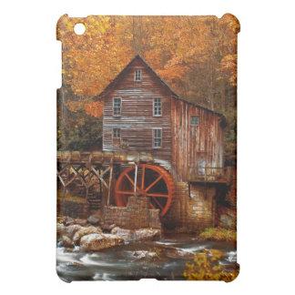 Glade Creek Grist Mill iPad Mini Case