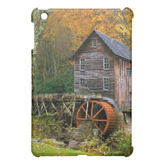 Glade Creek Grist Mill Cover For The iPad Mini