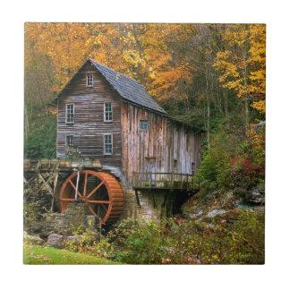 Glade Creek Grist Mill Tile