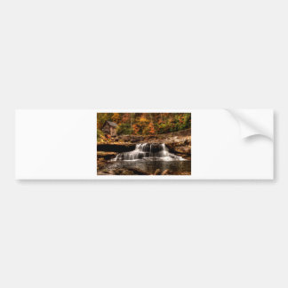 glade creek mill bumper sticker