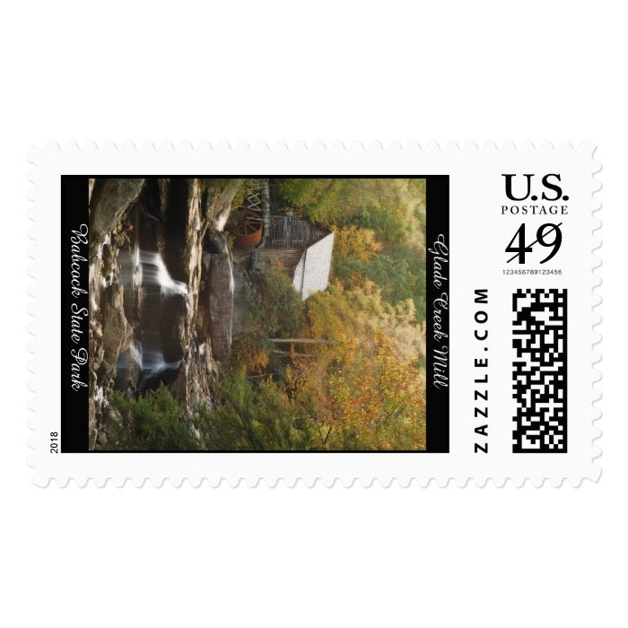 Glade Mill Stamp